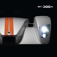 Download now (1.3MB) - The SP/300.R from Caterham and LOLA