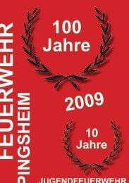 100 Jahre 2009 - LG Pingsheim