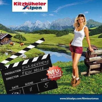 SOKO KITZbühEL FILMTOUR - Kitzbüheler Alpen St. Johann in Tirol