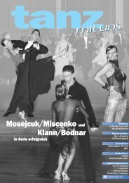 Mosejcuk/Miscenko und Klann/Bodnar Mosejcuk/Miscenko und - DTV
