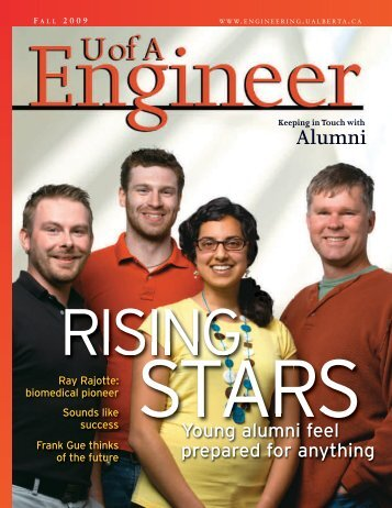 Alumni - Faculty of Engineering - University of Alberta