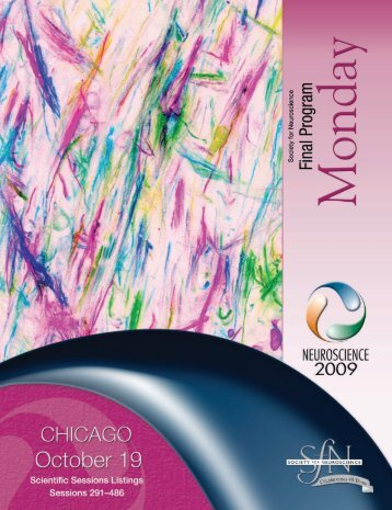 nanosymposium - Society for Neuroscience