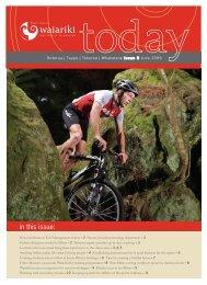 Rotorua | Taupo | Tokoroa | Whakatane Issue 8 June 2009 - Waiariki ...