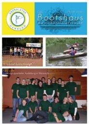 Ausgabe 4 / 2009 - Oberalster Verein für Wassersport e.V.