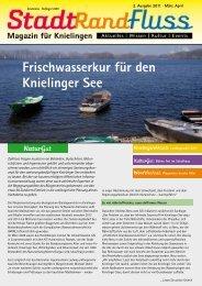 Frischwasserkur für den Knielinger See - wirkStadt in Knielingen