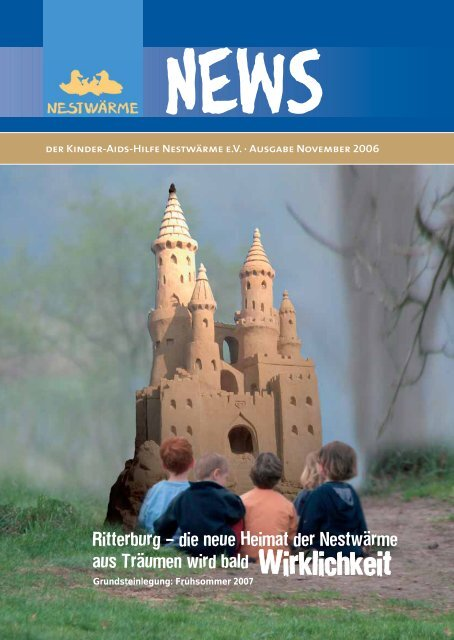 Sponsoring 2005 - 2006 - Nestwärme, Verein zur Betreuung und ...