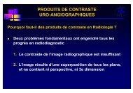 produits de contraste uro-angiographiques - UCL Imaging