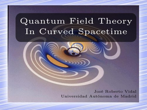 Quantum Field Theory in Curved Spacetime: A brief