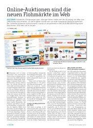 Online-Auktionen sind die neuen Flohmärkte im Web - Carpathia