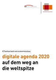 digitale agenda 2020 auf dem weg an die ... - ePower-Initiative