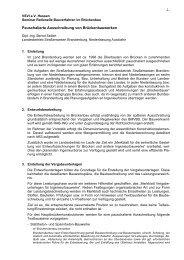 Brücken effizienter planen und bauen - VSVI Hessen