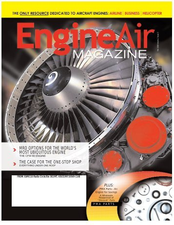 mro options for the world's most ubiquitous engine - ABDOnline