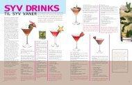 syv drinks