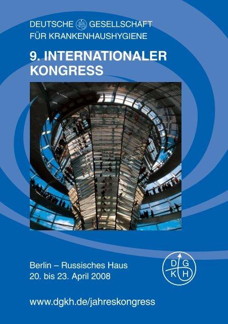 1 - Deutsche Gesellschaft für Krankenhaushygiene eV