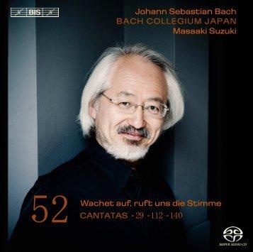 Johann Sebastian Bach BACH COLLEGIUM JAPAN ... - eClassical