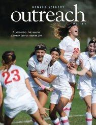 OUTREACH fall 2011 - Newark Academy