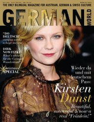 DW-TV - german world magazine