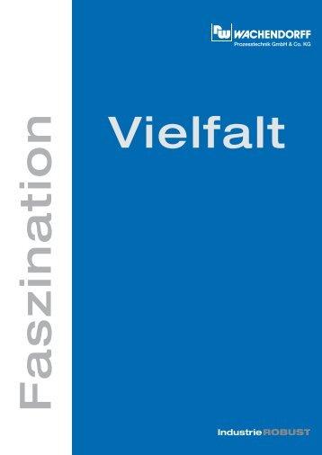 Prozesstechnik GmbH & Co. KG - Wachendorff Prozesstechnik ...