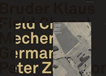 Bruder Klaus Field Chapel