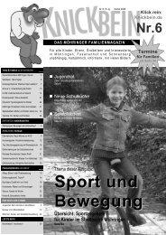 Ganzes Heft als PDF (4,3 MB) - Knickbein