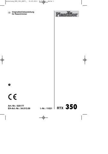 RTX 350 - Hellweg