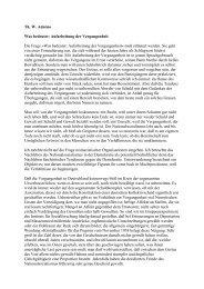 Th. W. Adorno Was bedeutet: Aufarbeitung der Vergangenheit Die ...