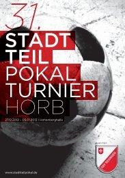STADT TEIL POKAL TURNIER HORB - stadtteilpokal.de ...