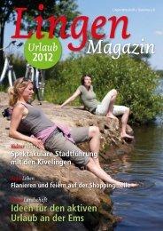 lingenmagazin 2012.pdf - Lingen Wirtschaft & Tourismus eV