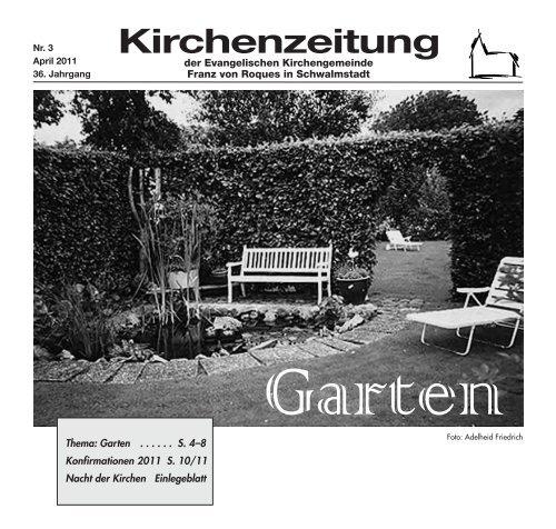 Evangelische Kirchenzeitung