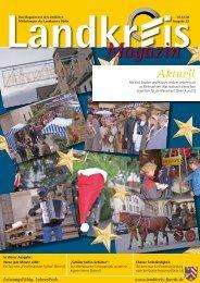 Magazin - Das Landkreismagazin Landkreis Fürth