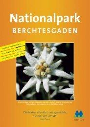 Nationalparkzeitung Nr. 19 - Nationalpark Berchtesgaden - Bayern