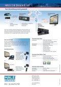 Prospekt - HALE electronic GmbH - Seite 6