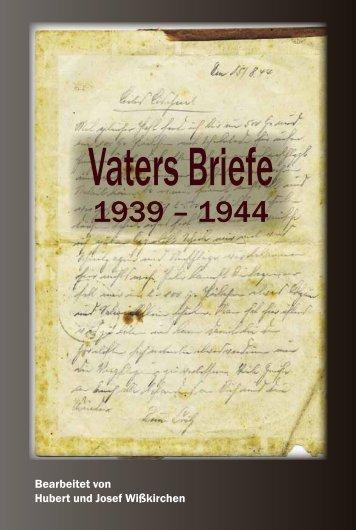 Vaters Briefe 1939 -1944 - Didaktische Analyse von Musik