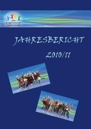 JAHRESBERICHT 2010/11