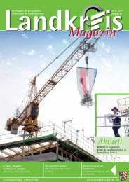 Das Magazin mit den amtlichen Mitteilungen des Landkreises
