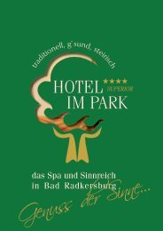 Untitled - Hotel im Park