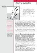 Welche Geräte entsprechen welchem Verbrauchertyp - Energie.ch - Seite 5