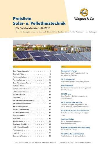 Solarkreis - ÖKO-Energie