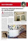 Stadtkurier Oktober 2009 - Rottenmann - Seite 6