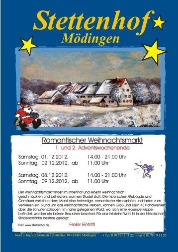 Mödingen - Stettenhof