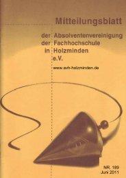 und Ausland; Birgit Franz (HAWK) - AVH-Holzminden