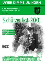 ÜKuK 2001 - Schützenbruderschaft St. Sebastian 1864 Bigge e.V.