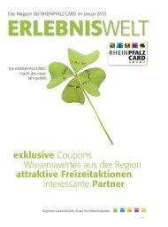 Last-Minute-Geschenkidee: Gutschein für Top-Events - Die Rheinpfalz