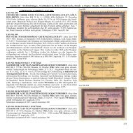 Auktion 65 – Elektrizitätsges., Textilindustrie, Holz-u.Musikwerke ...
