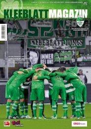 Nr. 6 Borussia Mönchengladbach 11.11.2012 - SpVgg Greuther Fürth