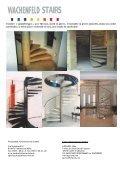 Quelques exemples de configuration d'escalier, acier et verre, avec ... - Page 3