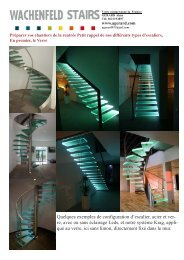 lettre informations escaliers wachenfeld spiral 09-2011