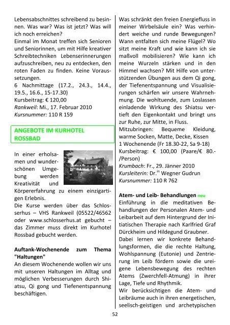 Schlosserhus News Auflage 34