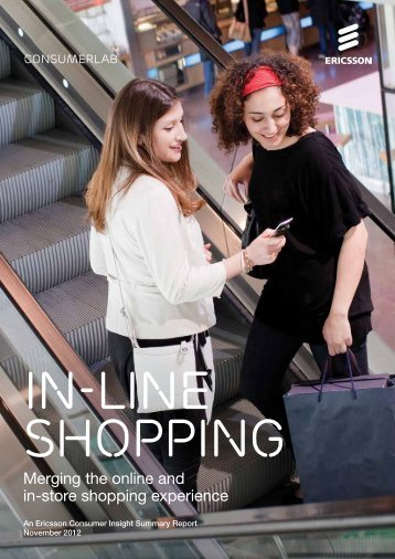 In-Line Shopping - Ericsson
