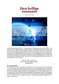 DEN HELLIGE RESONANS - Visdomsnettet - Page 3
